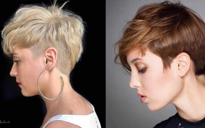 New-Short-Hairstyles-for-Women-2019-2020