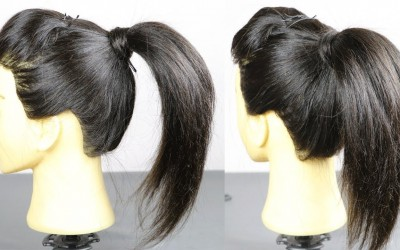Ponytail-Hairstyle-For-Short-Hair-Hair-style-girl-Hairstyle