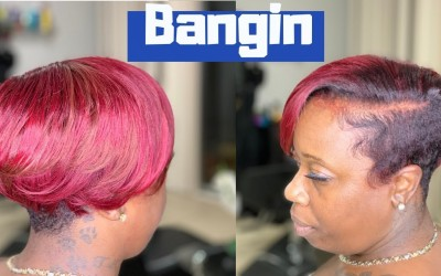 Side-bang-short-cut-with-weave-added