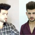 Top-New-Haircuts-For-Boys-2019-Beard-With-Hairstyles-For-Men-2019