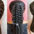 10-Braid-hairstyles-for-long-Hairstyles-2019-Beautiful-Cute-Hairstyle-for-girls-Easy-Hairstyle