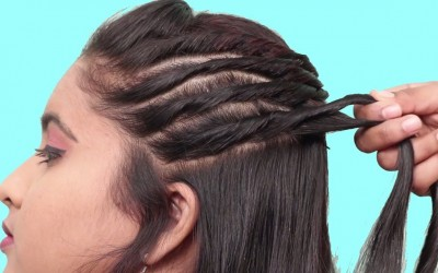 Amazing-Hairstyle-For-PartyWeddingfunction-2019-Hair-Style-Girl-Easy-Hairstyles-For-Long-Hair