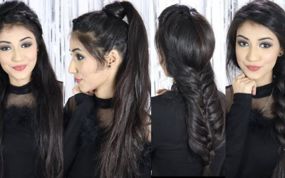 Beautiful-Hairstyle-For-PartyWedding-2019-Hair-Style-Girl-Easy-Hairstyles-For-Long-Hair
