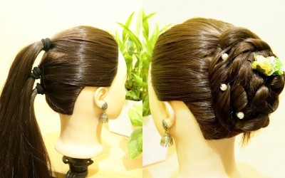 Beautiful-High-Ponytail-Hairstyle-for-wedding-Hairstyle-girl-easy-hairstyles-hairstyles