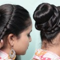 Best-and-Easy-Juda-Hairstyles-Bridal-Bun-hair-styles-Juda-Hairstyles-Wedding-hair-style