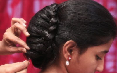Different-French-Braid-Hairstyle-for-Girls-Ladies-Fashion