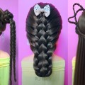 Easy-Hair-Style-for-Long-Hair-TOP-20-Amazing-Hairstyles-Tutorials-Compilation-2019-Part-4