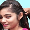 Everyday-Hairstyles-in-just-1-Minute-Short-Hairstyle-Tutorials-2019-Playeven-Fashions
