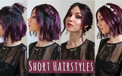 Hairstyles-for-Short-One-length-Hair