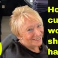 How-to-cut-women-short-haircuts-Pixie-haircut-Pixie-hairstyle