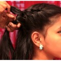 Learn-how-to-wear-Knotted-2-Plaits-Hairstyle-Ladies-Fashion