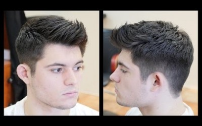 Mens-Haircut-Tutorial-Fohawk-Haircut-Fade-TheSalonGuy
