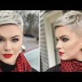 New-13-Short-Bob-Haircuts-Hairstyles-Transformations-Best-Hairstyles-Compilation-Of-2019-