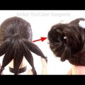 New-latest-messy-bun-hairstyles-with-amazing-trick-hair-style-girl-updo-hairstyles-hairstyle