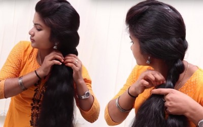 Simple-hairstyles-in-last-Minutes-for-CollegeSchool-Everyday-Hairstyles-2018-Long-Hairstyles
