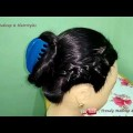 Unique-Juda-Hairstyle-Using-Clutcher