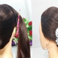 Very-Easy-French-Roll-Hairstyles-French-bun-hairstyle-for-long-hair-easy-hairstyles-hairstyle-1