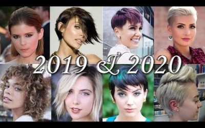 Womens-Short-Bob-and-Pixie-Hairstyles-for-Summer-2019