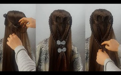Braided-long-hairstyles-for-girls-Back-to-school-hair-ideas-2019-2020