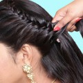 Different-Hairstyle-for-Long-Hair-Easy-Hairstyle-for-weddingparty-Hairstyles-for-girls-2019