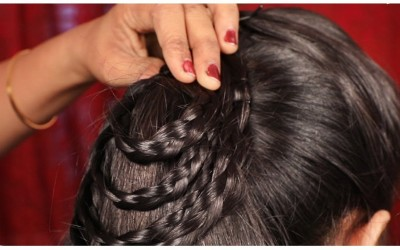 Different-Type-of-Ponytail-Hairstyle-Ladies-Fashion