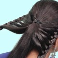 Easy-Beautiful-long-hair-Hairstyle-Hairstyle-for-GirlsOccasion-Hairstyles-2019