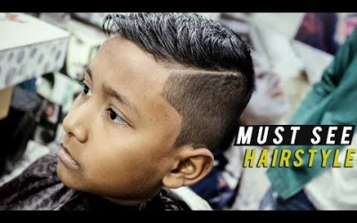 HAIRSTYLES-TUTORIALS-FOR-BOYS-2019-Short-Haircut-for-any-boys-New-Hairstyle-For-boys