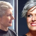 Hairstyles-and-Haircuts-for-Older-Women-Chic-Short-Bob-Haircut-2019-Compilation