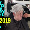 How-to-blow-dry-short-hair-Tips-How-to-Style-Short-Haircut-for-Women