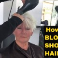 How-to-blow-dry-short-hair-for-women-2019