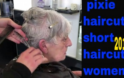 How-to-cut-pixie-haircut-short-haircut-for-women-2019