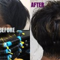 How-to-highlightmold-and-style-short-hair-for-black-women-without-straightening-iron