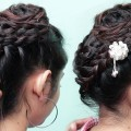 Latest-juda-hairstyle-easy-hairstyles-hairstyle-for-wedding-twisted-hairstyle-bun-hairstyles