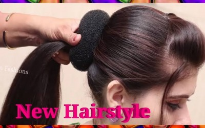 Latest-party-hairstyles-2019-Hairstyle-Hairstyle-for-long-hair-Girls-hairstyle