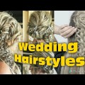 Long-Short-Wedding-Hairstyles-For-Cool-Brides-2019
