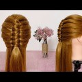 Quick-and-Simple-Braid-Hairstyle-For-Long-Hair-Hair-Tutorial