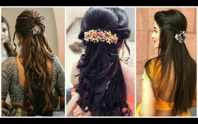 Top-30-Indian-Wedding-Hairstyles-From-Short-To-Long-Hairs-l-hairstyle