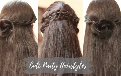 WeddingParty-Hairstyles-For-Medium-To-Long-Hair-Gorgeous-Hairstyles-2019-Trendy-Hairstyles-2019