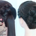 new-trending-juda-hairstyle-for-weddings-bridal-hairstyle-wedding-guest-hairstyle-hairstyle