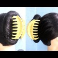 summer-hairstyle-with-clutcher-in-1minute-everyday-hairstyles-cute-hairstyle-hair-style-girl