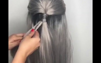 17-Amazing-Braid-Hairstyles-For-Women-New-Cut-Styles-Compilation-1