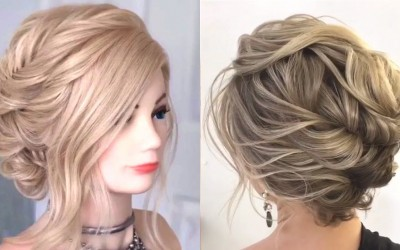 Beautiful-ELEGANT-Hairstyles-for-PARTY-Short-hairstyle-collected-Simple-Hairstyles
