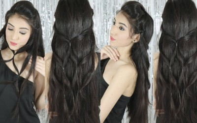 Beautiful-Hairstyle-for-WeddingParty-Trick-Easy-Hairstyles-Best-Hairstyle-for-Long-Hair
