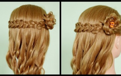 Beautiful-Long-Hairstyle-For-girls-Amazing-Wedding-Party-Hairstyle-Hairstyle-Tutorial-1
