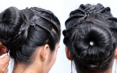 Easy-hairstyle-for-wedding-guest-cute-hairstyle-hair-style-girl-bun-hairstyles-hairstyle
