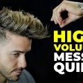 MESSY-HIGH-VOLUME-QUIFF-HAIRSTYLE-Mens-Haircut-2019-Alex-Costa