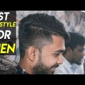 Mens-Haircut-Transformation-2019-best-perfect-hairstyle-for-Indian-Men