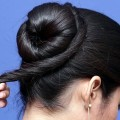 Quick-And-Easy-Party-Hairstyles-For-Beginners-Very-easy-party-bun-hairstyles-1