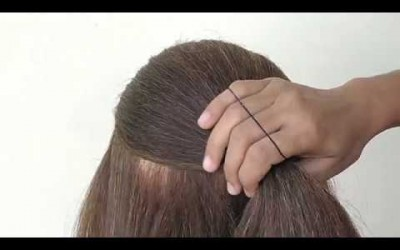Simple-Hairstyle-For-Everyday-Use