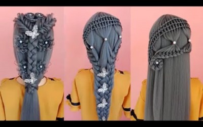 TOP-10-Beautiful-Hairstyles-in-long-hair-Amazing-Hairstyles-Transformation-series-12